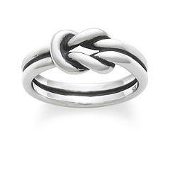 Knot Ring at James Avery