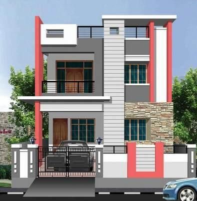 3d Home Exterior Design Ideas Android Apps On Google Play Source Play Google Com House Paint Design Modern House Exterior House Front Design