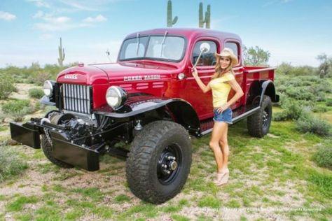 Dodge Power Wagon For Sale >> 1955 Dodge Power Wagon Restomod Dodge Power Wagon Legacy