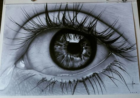 Eyes Drawing - 75 Picture Ideas