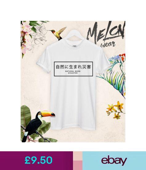 T-Shirts Natural Born Disaster T Shirt Top Tee Dark Blvck Dope Concert Band  Yung 42b120a22cbe