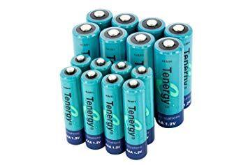 Tenergy Aa Rechargeable Batteries Nimh Rechargeable Batteries Nimh Battery