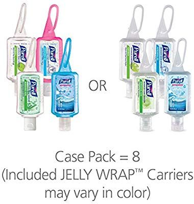 Amazon Com Purell 3909 09 Ecsc Advanced Hand Sanitizer Portable