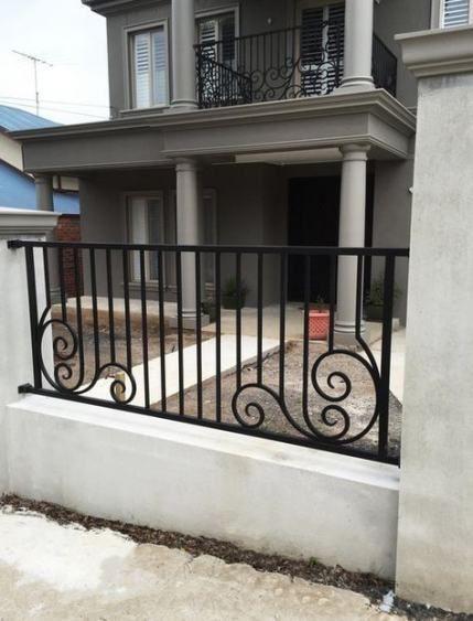 Wooden Door Design Entrance Wrought Iron 35 New Ideas Design Door Iron Balcony