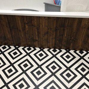 Comet Peel Stick Vinyl Floor Tiles In 2020 Vinyl Flooring Retro Vinyl Flooring White Vinyl Flooring
