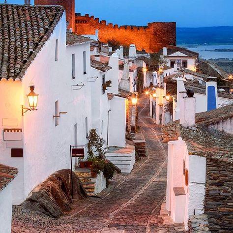 As 5 Vilas Mais Bonitas De Portugal Alentejo Monsaraz Portugal
