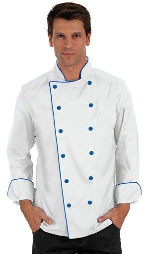 Men/'s Women/'s Chef Coat Button Down Chef Jacket Kitchen Restaurant Uniform 4XL