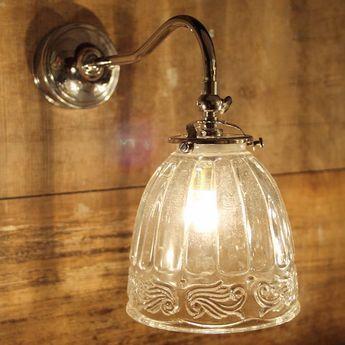 Nostalgische Wandlampe Grampa Aus Belgien Rustikal Und Charmant Die Wandlampe Mit Dem Rustikalen Glas 400 Dieses Nostalgische Lampen Wandlampe Glasleuchten
