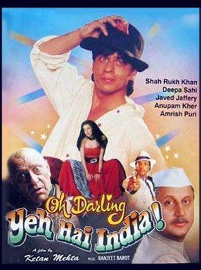 Oh Darling Yeh Hai India 1995 Hindi In Hd Einthusan Bollywood Movies Online Hindi Movies Hindi Bollywood Movies