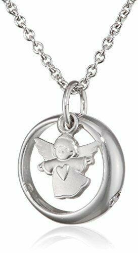 Babyarmband Wunsch Name Gravur Engel Herz Armkette Echt Silber Id Armband Taufe