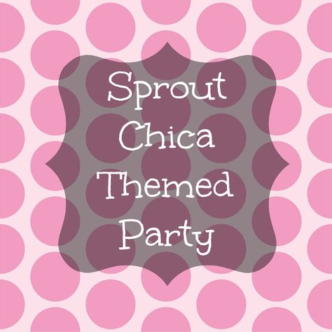 Celebrate your little ones birthday with these Chica inspired crafts!