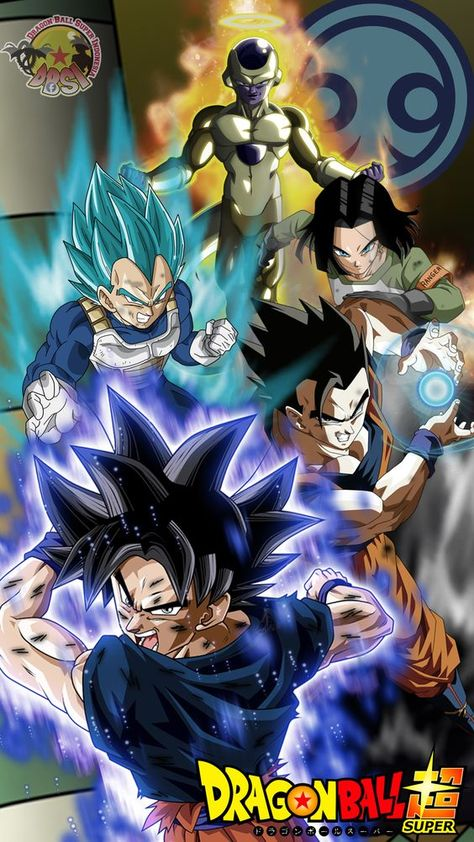 Assistir Dragon Ball Super Dublado Todos Episodios Online Avec