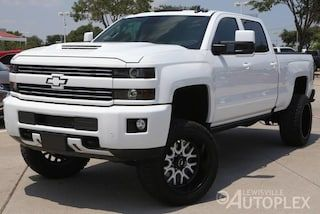 2018 Chevrolet Silverado 2500hd Ltz Truck Crew Cab Lifted Trucks