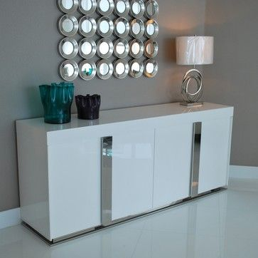 Minimalist Dining Room Sideboard Google Search Pinterest Modern Buffet And