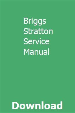 Briggs Stratton Service Manual Owners Manuals Renault Fluence Renault Kangoo