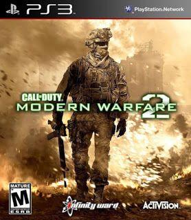 Call Of Duty Modern Warfare 2 Ps3 Iso Rom Download Modern Warfare Call Of Duty Activision