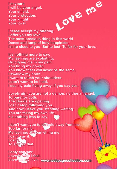 nice valentine poems. 15 best valentine cards images on pinterest, Ideas