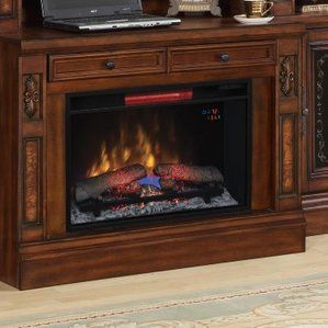 Save On Leiva 40 Tv Stand With Electric Fireplace By World