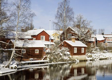 Dalarna Sweden My Family Is From Here Cousins Still