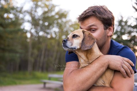 commercialdogphotographer ABBY getting a big hug from...
