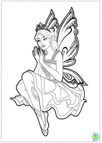 Desenhos Da Barbie Para Colorir 40 Opcoes Para Imprimir Com