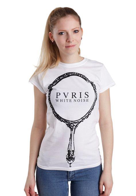 WHITE NOISE Girlie T-Shirt New Official PVRIS