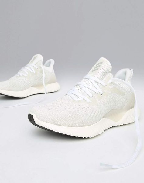 Adidas adidas Running Alphabounce Sneakers In Gray | Женские ...