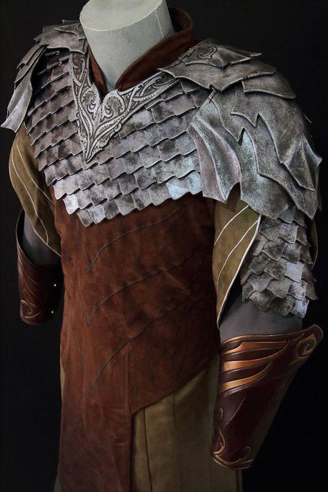 Legolas Leather Armor/legola cosplay/Ranger Leather Armor   Etsy