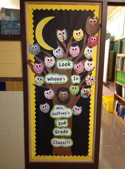 6 Back To School Door Decorating Ideas For Your Class Door