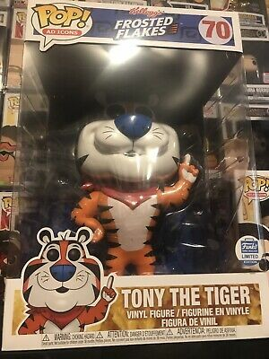 Ebay Sponsored Funko Pop Tony The Tiger 10 Inch