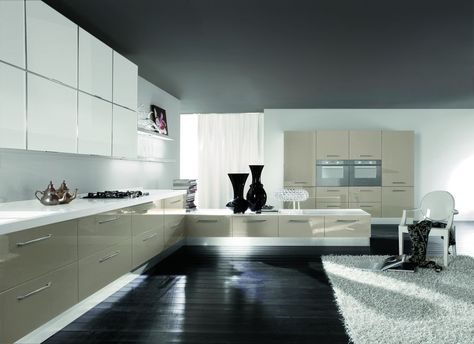 Cucinesse: #cucina moderna MIKA SMART - Creativa e dinamica ...