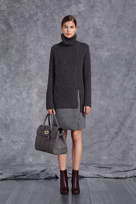 Mulberry | Pre-Fall 2014 Collection | Style.com