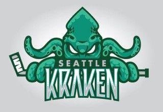 Potential Logo For Seattles New Nhl Team The Seattle Kraken In 2020 Feelings Kraken Sports Logo