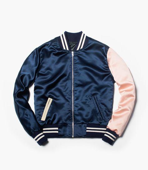 Tokyo jacket Adidas by #ritaora | Japanese bomber jacket