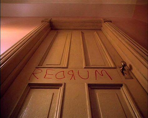 """The Shining"" - Stephen King Kitchen door for Halloween! Scary Movies, Horror Movies, Good Movies, Stanley Kubrick, Cinema Art, Doctor Sleep, Bon Film, Film Aesthetic, Horror Films"