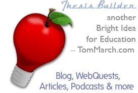 Tom March :: Thesis Builder - The Original Persuasive Essay Maker