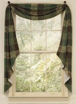 Image Result For Rustic Curtain Rods Ideas