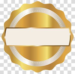 Badge Gold Badge Template Gold Shield Transparent Background Png Clipart