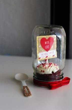 25 New ideas for gifts for parents diy mason jars