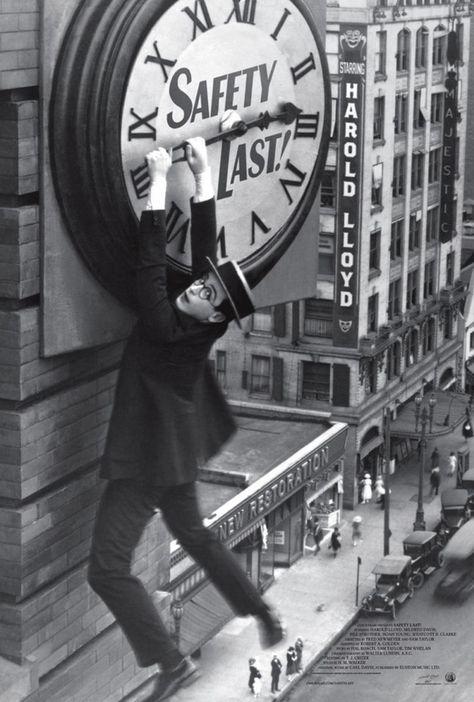 Foro Cine Clasico Conecta2 :: El Hombre Mosca. Harold Lloyd. 1923. Cine Mudo
