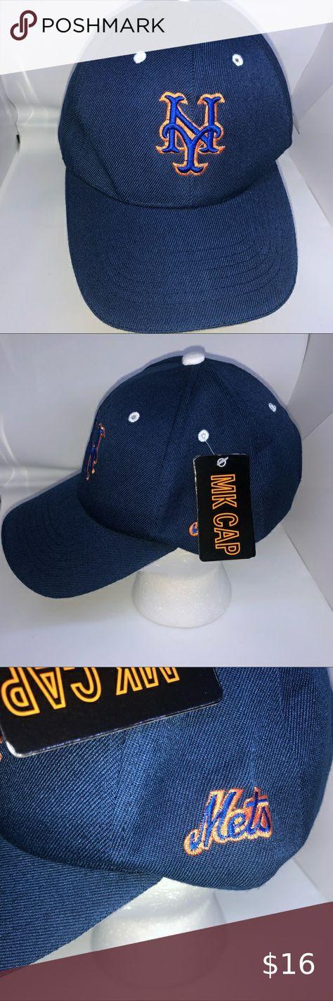 Ny Mets Baseball Cap Nwt Mk Cap Ny Mets Baseball Baseball Cap Mets Baseball