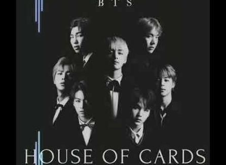 Bts House Of Cards Edit Audio Youtube In 2020 House Of Cards Movie Posters Poster