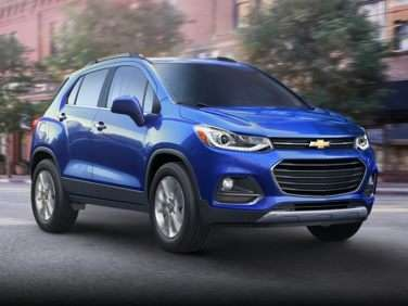 Research The 2018 Chevrolet Trax Chevrolet Trax Chevrolet