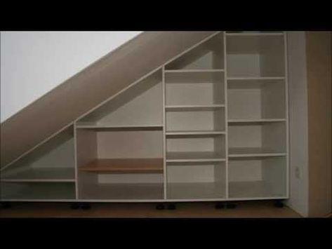 Einbauschrank Dachschrage Google Suche Schrank Selber Bauen Schrank Dachschrage Kleiderschrank Selber Bauen