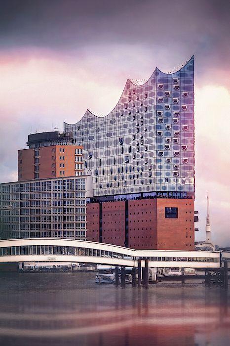Elbphilharmonie Hamburg Germany By Carol Japp Germany Photography Prints Art Hamburg Germany