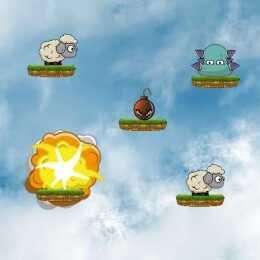 لعبة النقط والأغنام Blobs And Sheep Play Kids Games