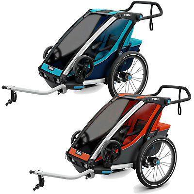 Sponsored Ebay Thule Chariot Cross 1 Coupling Kinder