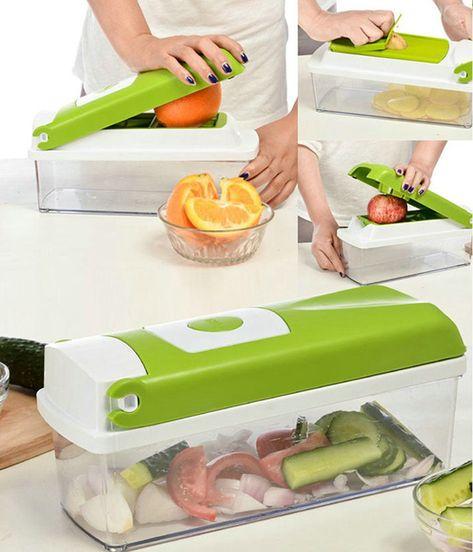 Yijiaoyun Fruit And Veggie Slicer In 2019 Tools Gadgets