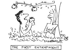 The first entrapment