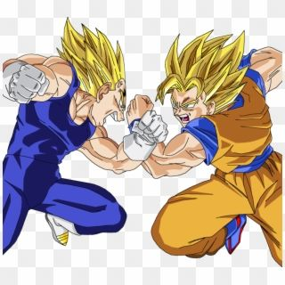 Goku Vs Vegeta Png Dragon Ball Goku Vs Vegeta Png Transparent Png Dragon Ball Wallpapers Dragon Ball Dragon Ball Goku